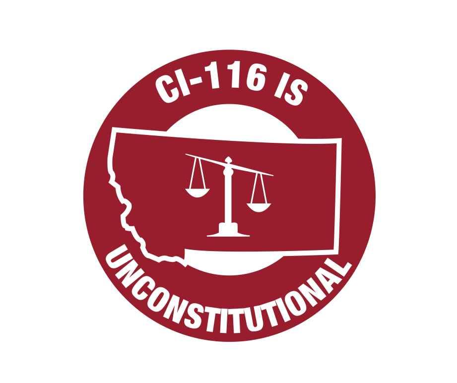 CI-116 is unconstitutional