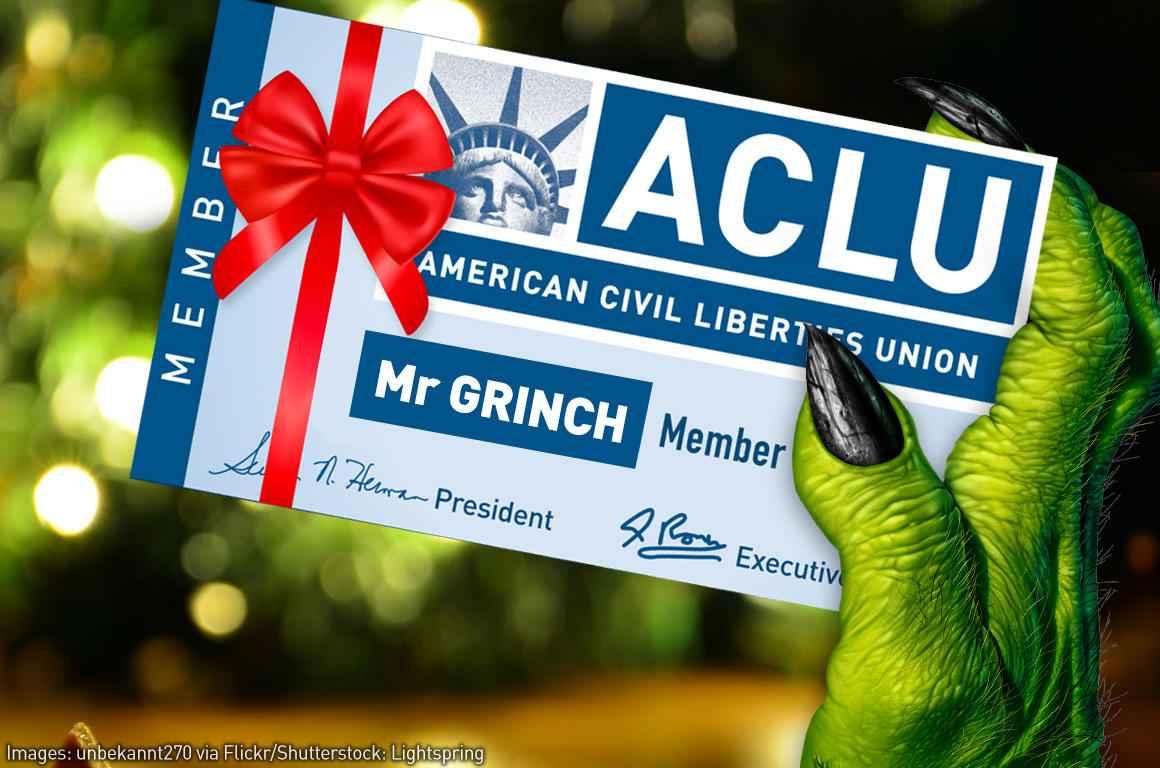 ACLU Grinch