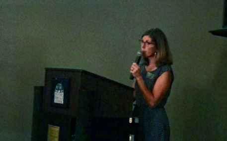 ACLU Executive Director Caitlin Borgmann