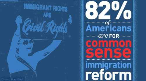 Common Sense Immigration reform
