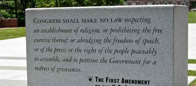 Freedom of religion photo