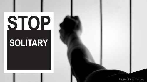 Stop Solitary confinement