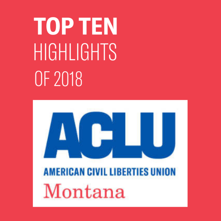 Top Ten Highlights of 2018