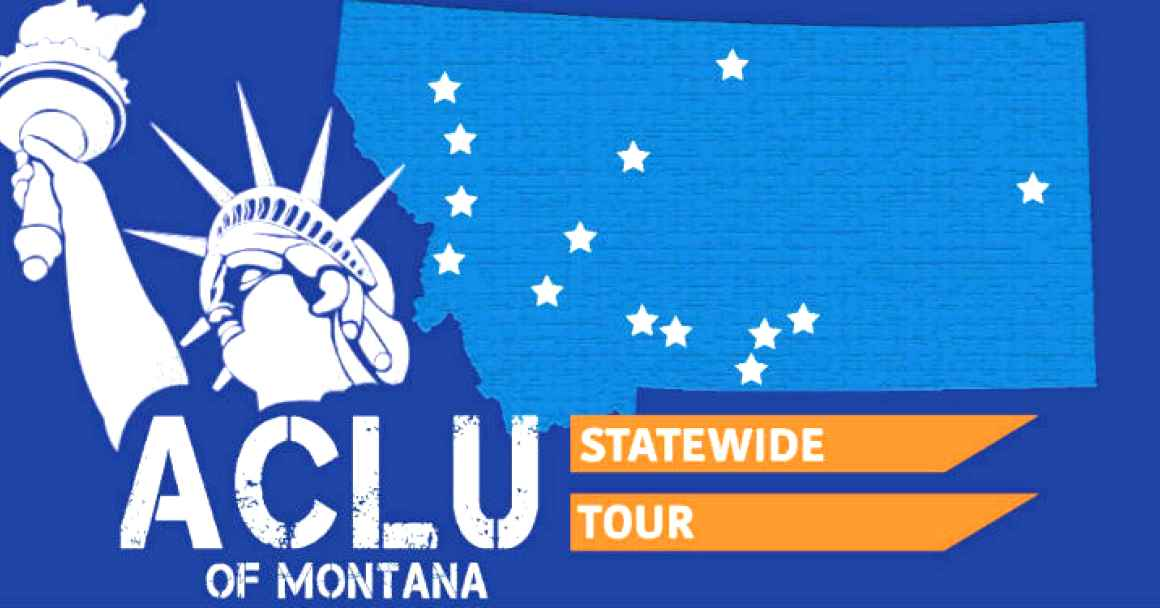 Statewide Tour map